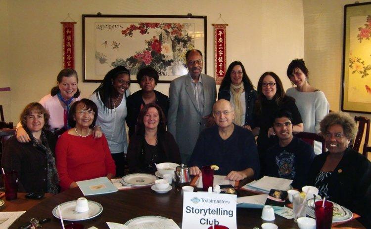 StoryMasters 2011
