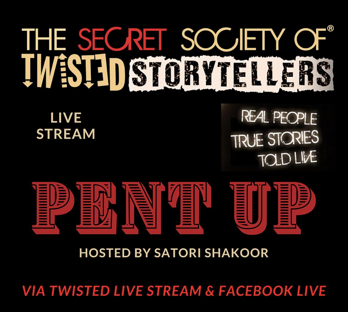 The Secret Society ~ Pent Up