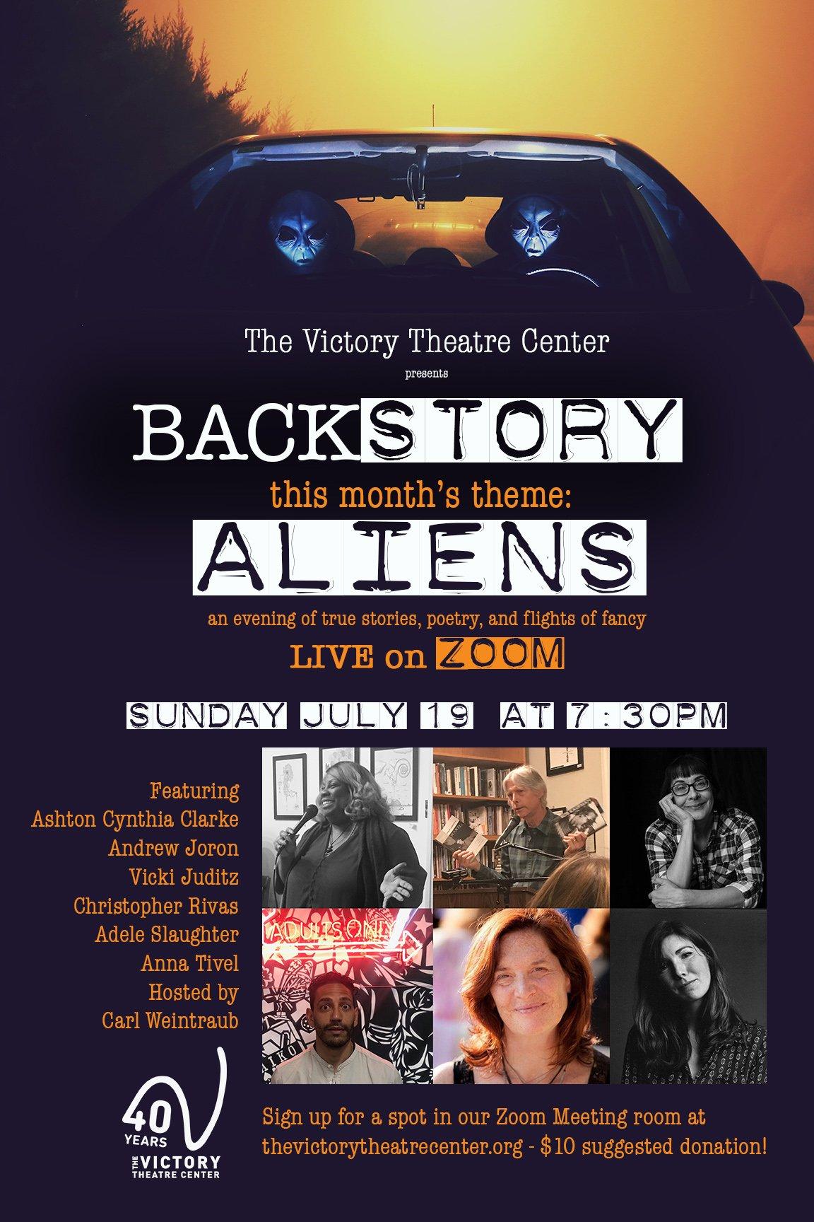 Backstory - Aliens
