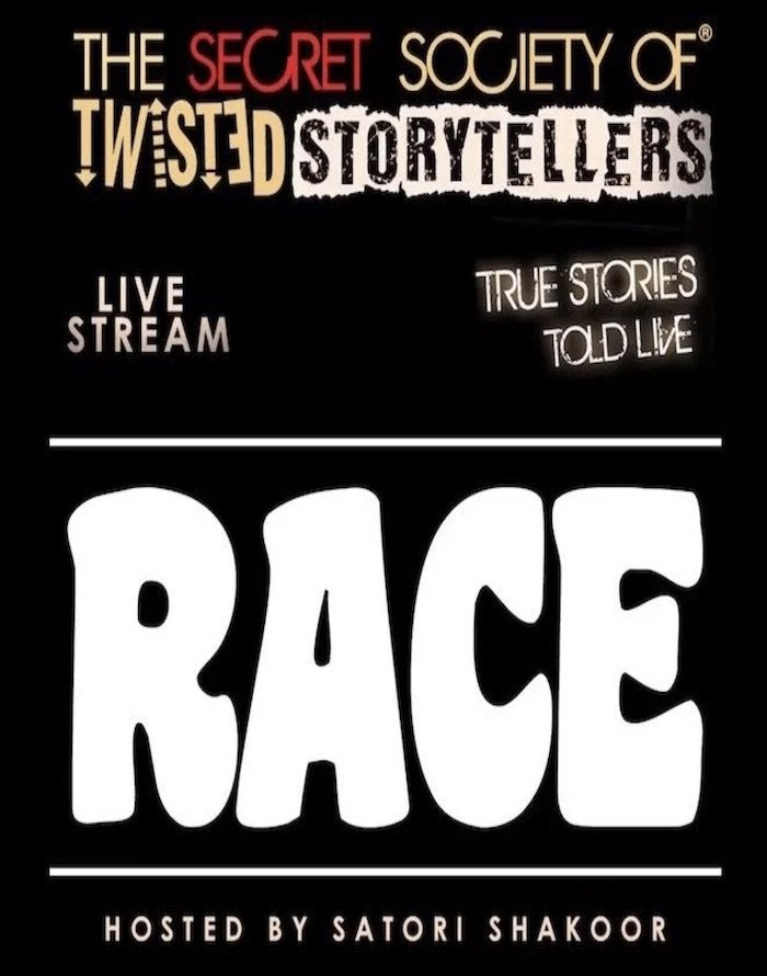 Secret Society of Twisted Storytellers ~ Race