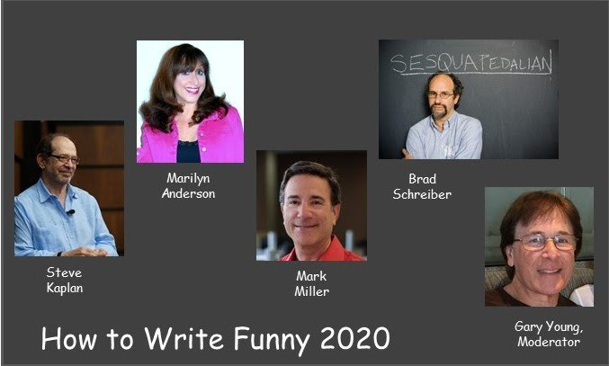 How to Write Funny 2020