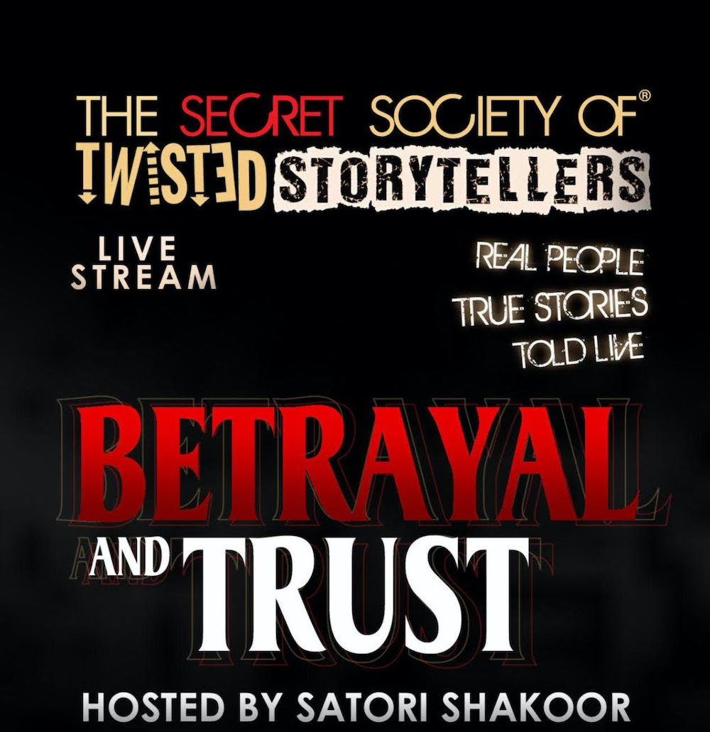 The Secert Society of Twisted Storytellers ~ Betrayal and Trust
