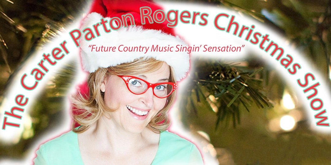 Carter Parton Rogers Christmas Show 2020