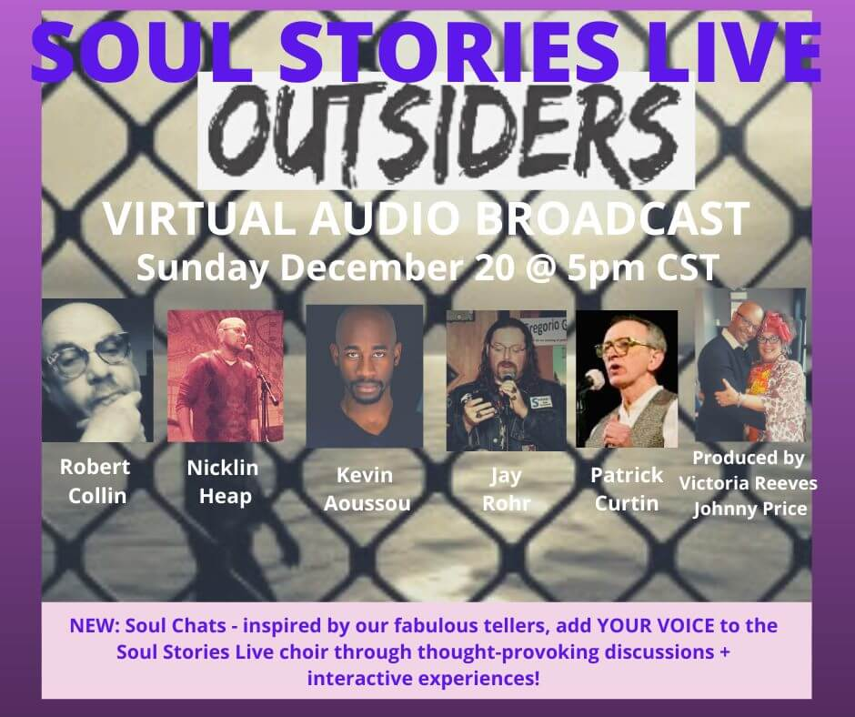 Soul Stories Live- Outsiders