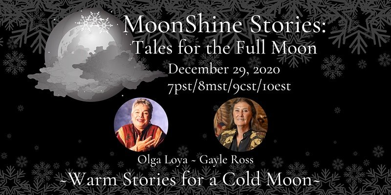 Warm Stories for a Cold Moon