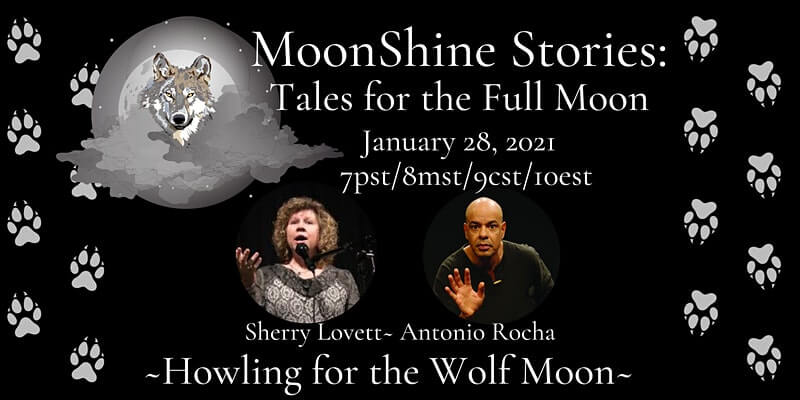 Howling for a Wolf Moon