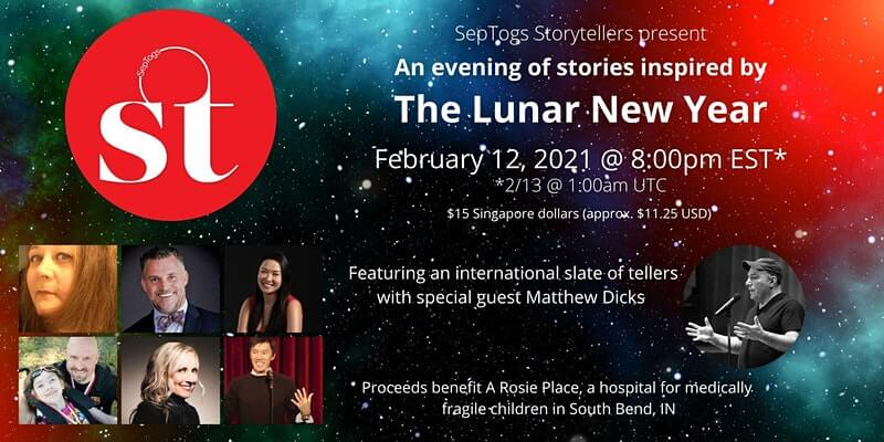 Stories Inspired by the Lunar New Year