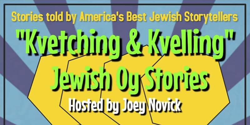Oy Stories storytelling show cover