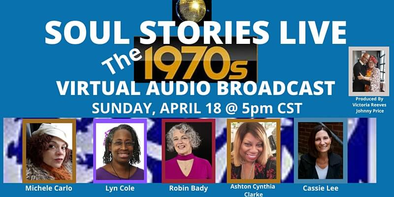 Soul Stories Live ~ The 1970s