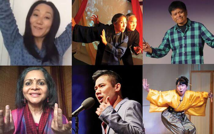 Taking it Personally: Asian American Stories