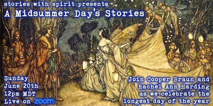 A Midsummer's Day Stories