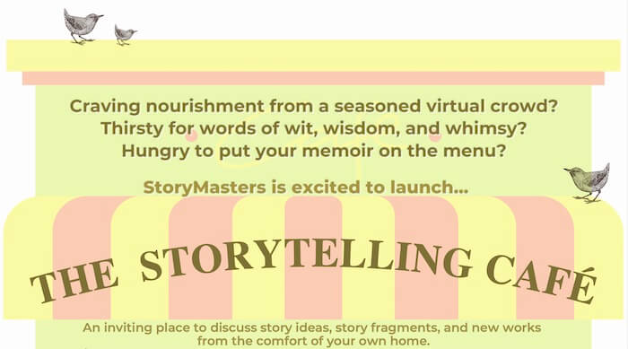 The Storytelling Cafe