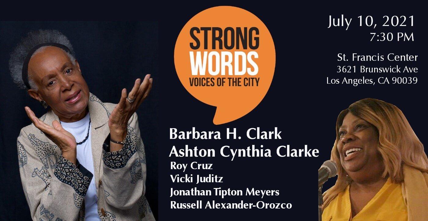 Barbara H. Clark and Ashton Cynthia Clarke - Strong Words