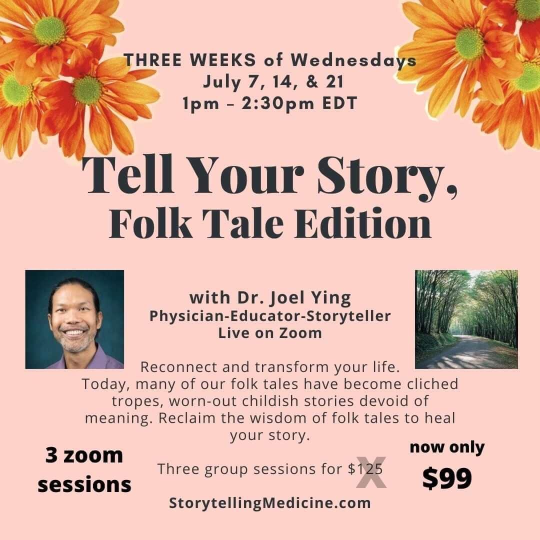 Folk Tale Workshop by Joel Ying