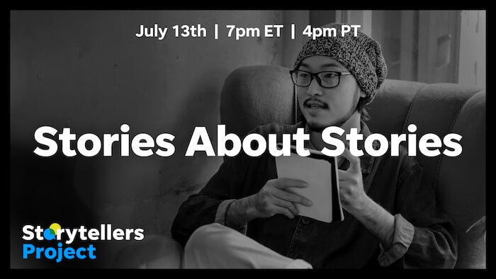 Storytellers Project - Stories About Stories