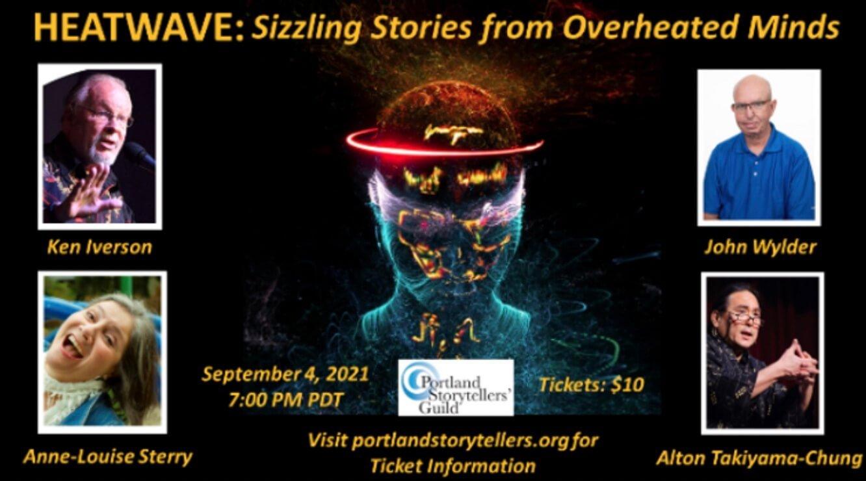 Heatwave Storytelling show