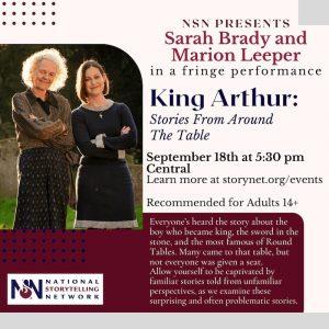 King Arthur: Stories Around the Table