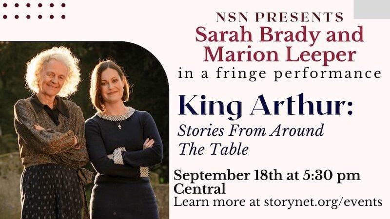 NSN Fringe King Arthur cover
