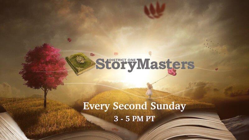 StoryMasters meeting