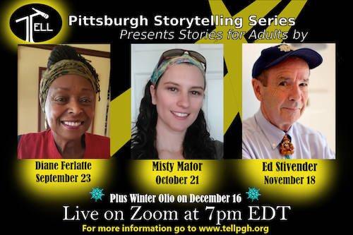 2021 Pittsburgh Storytelling Series