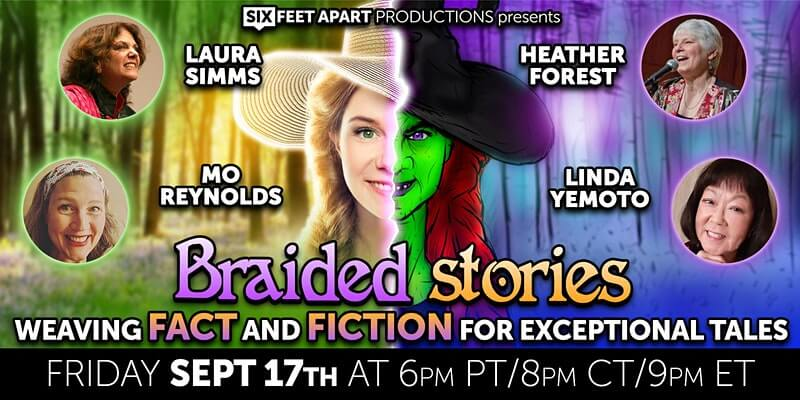 Braided Stories show cover