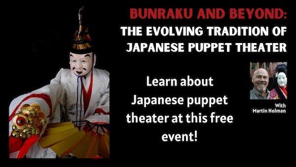 Bunraku and Beyond