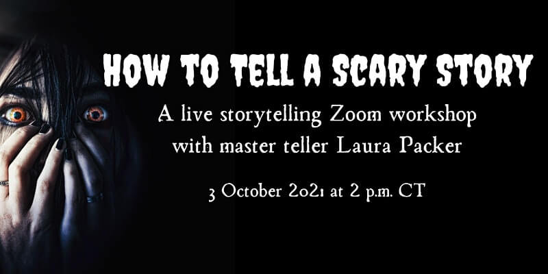 How to Tell a Scary Story cover