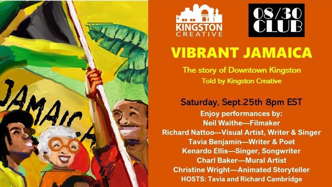 Vibrant Jamaica