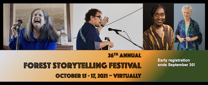 2021 Forest Storytelling Festival