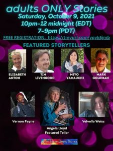 October 2021 Adults ONLY Stories